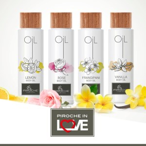 Body Oil Piroche