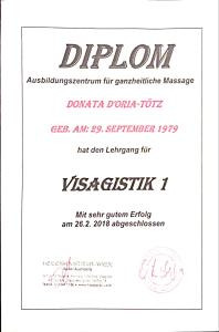 Visagistik I 2018