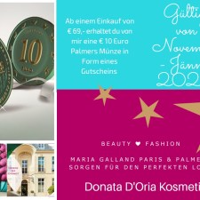 Maria Galland Paris & Palmers Aktion