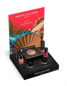 Rêve Tropical Maria Galland Paris Frühling/Sommer Make-up