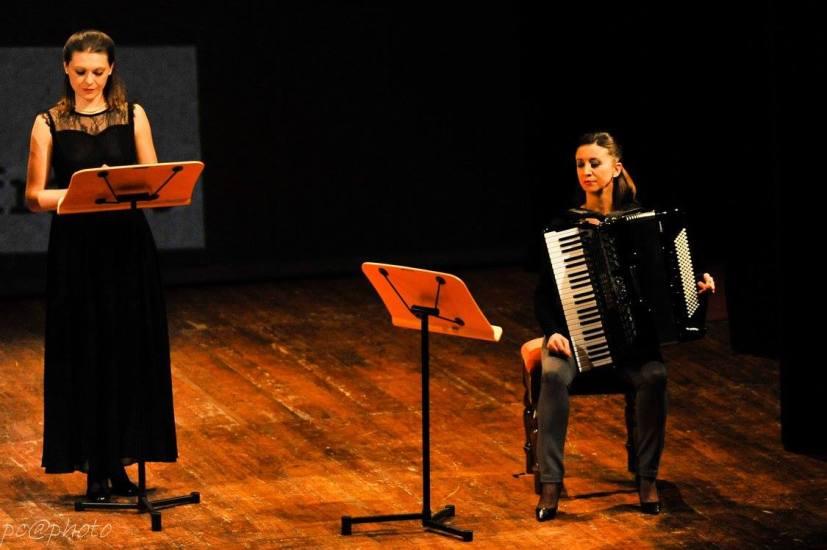 L'album dei ricordi. 31 ottobre 2015, Teatro Storchi, Modena