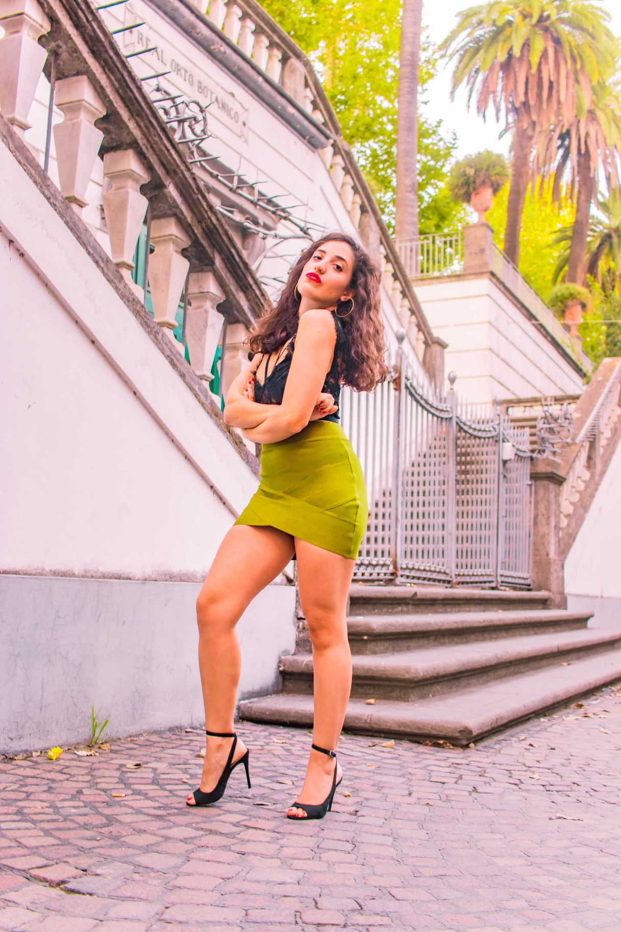 Green Outfit-4