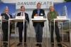 """Architekturwettbewerb """"Danube Flats"""": Präsentation der Ergebnis"""