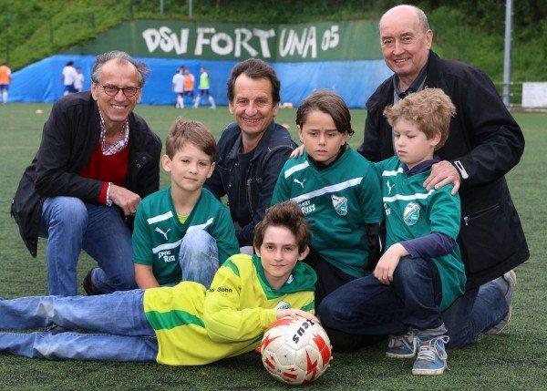DSV Fortuna 05 gegen den SV Essling: 3:1