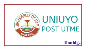 uniuyo post utme