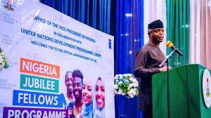 Nigeria Jubilee Fellows Programme.
