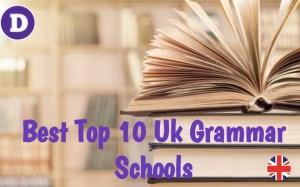 Uk grammar schools