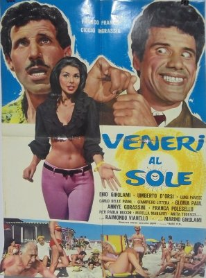Image result for VENERI AL SOLE ( 1965 ) MOVIE POSTER