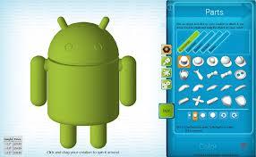build custom android app