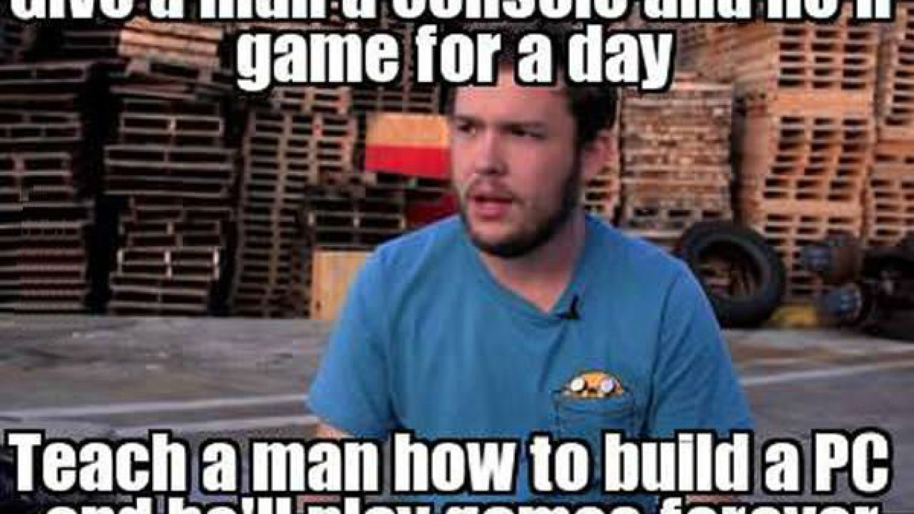 6 Gaming Memes Only A Pc Gamer Will Truly Understand