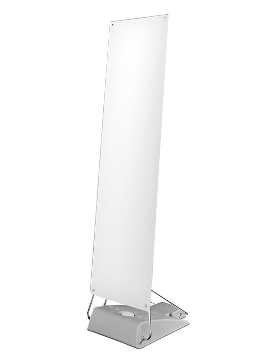 Banner modelo Medinaceli en blanco