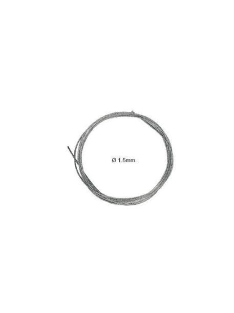 Cable acero para sistema cable kit