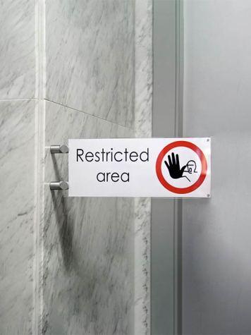 letrero acrílico para pared 2020