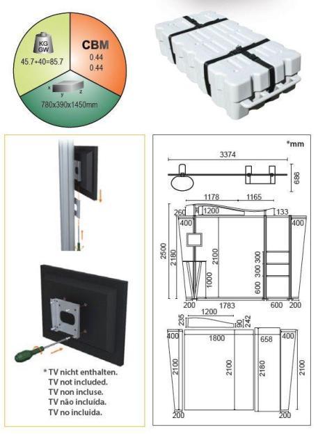 Sistema de Exhibición modelo Opole imagen 2