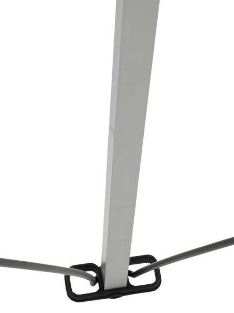 X Banner modelo Valoria soporte trasero
