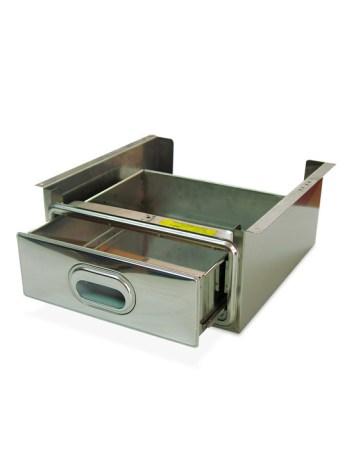 Cajón Inox para Acoplar por el Cliente 085410