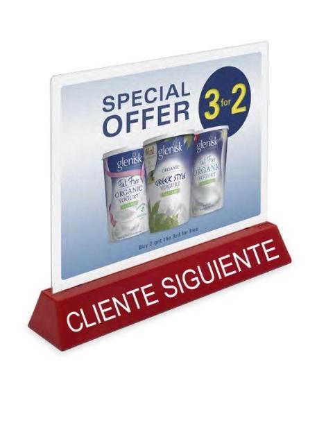 separador próximo cliente ejemplo cliente