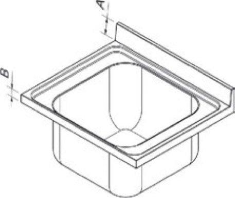 Fregadero Inox Dos Cubetas imagen 3