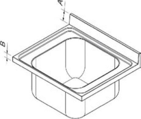 Fregadero Inox Dos Cubetas Dos Escurridores imagen 3