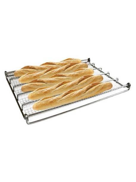Bandeja Panadería en Malla Inox imagen 3