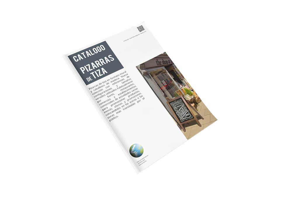 Pizarras de tiza catálogo 2019