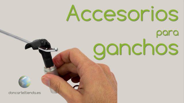 Accesorios para ganchos