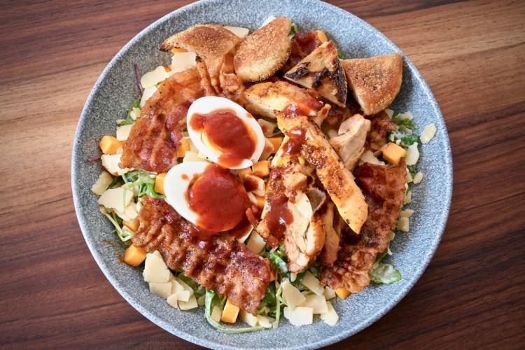 Salat für Männer