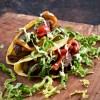 Jack Daniels Beef Tacos