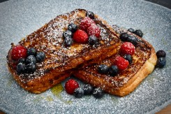 French Toast vom Grill