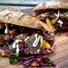 Pulled Duck Baguette
