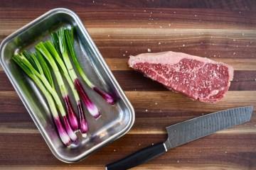 Vatertags Steak