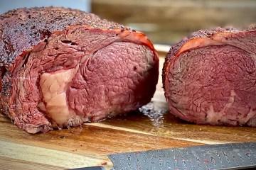 Smoked Prime Rib Roast