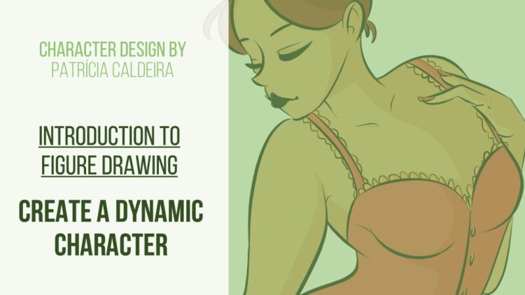 learn to draw amazing Characters on Udemy