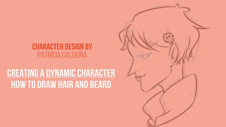Master Drawing Hair and Beard with Don Corgi, Create a Dynamic Character!