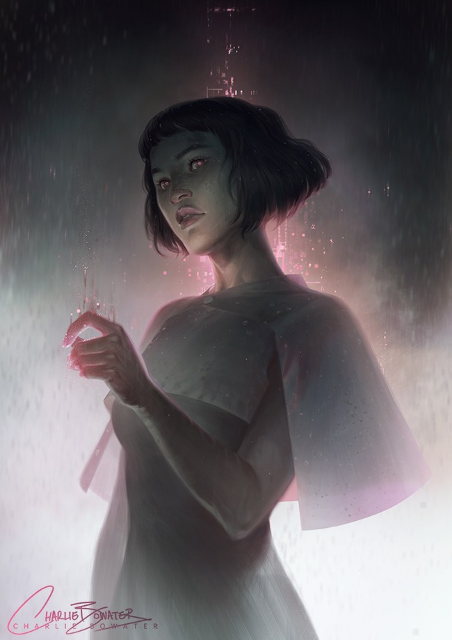 Human by Charlie Bowater on Deviantart, Inspirational Artist - Don Corgi