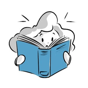 Read More Books to Improve your Imagination! Anything goes, even comic Strips!