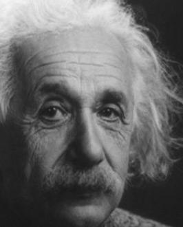 Albert Einstein, Genius