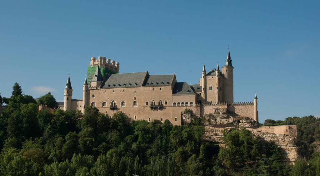 rutas Segovia