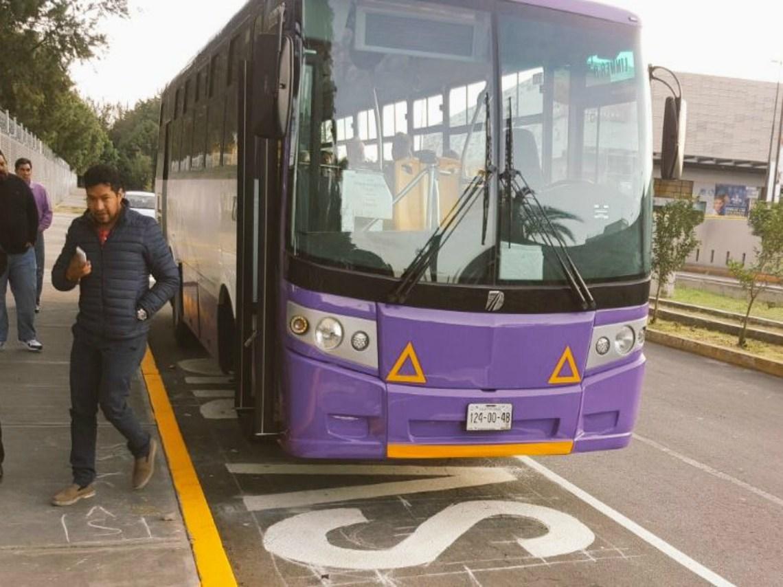 Aventones. Transporte público en CDMX. Foto: Semovi CDMX