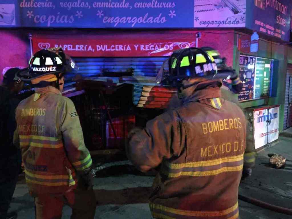 Cómo vive un bombero en la CDMX: Foto Wikicommons