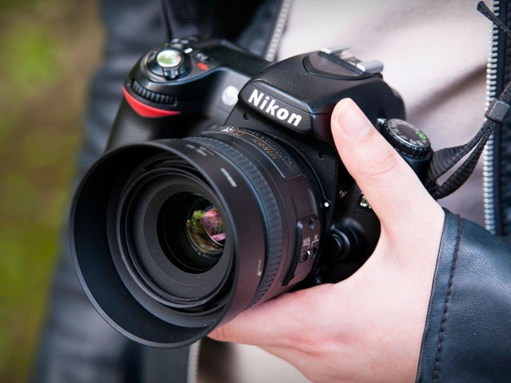 Clases de foto con Nikon School