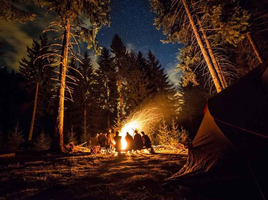 destinos para acampar cerca de CDMX