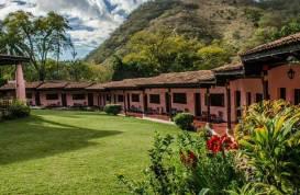 hoteles con aguas termales
