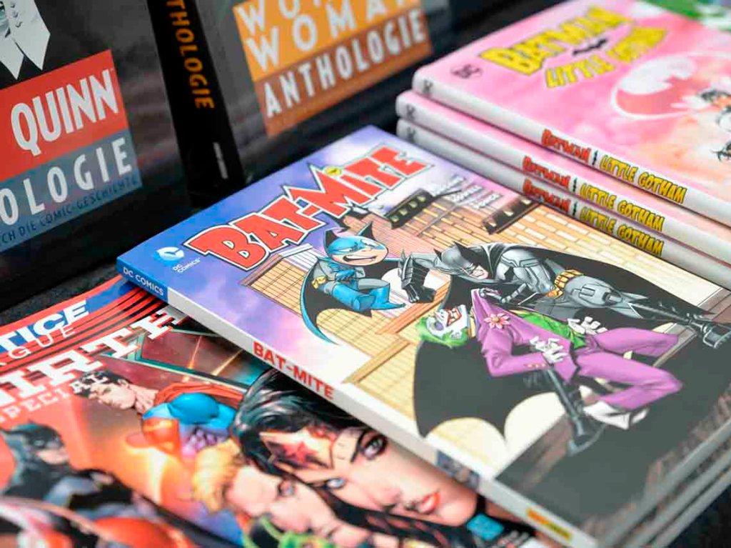 Tiendas de comics en CDMX Manga Anime e Historietas