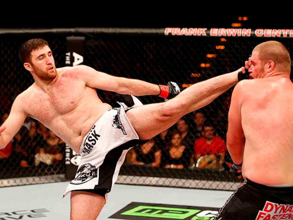 UFC regresa a la Arena Ciudad de México en 2017