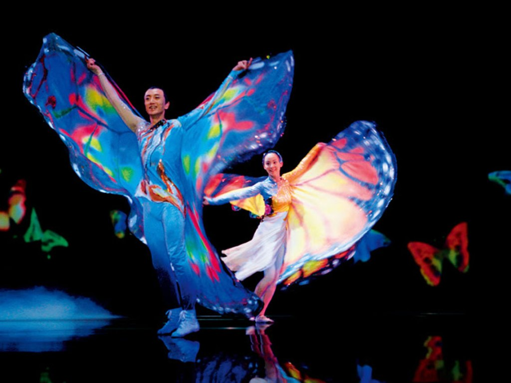 My Dream China Disabled Performing Art en México