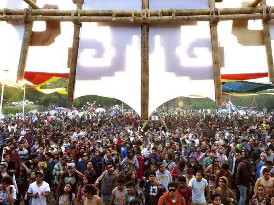 Festival Fuera del Tiempo México 2017