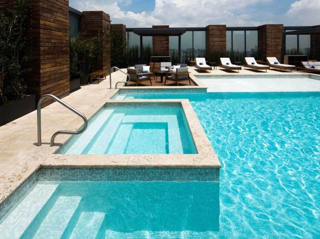 Hoteles con aguas termales incluidas en m xico con for Presupuesto para una alberca