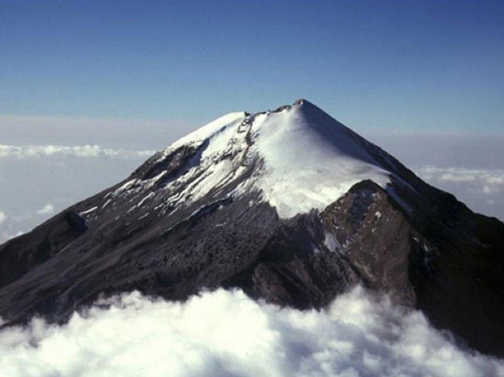 Tour por los volcanes de México