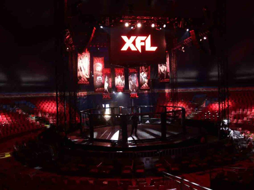 XFL MMA 2017 regresa a la Carpa Astros en agosto